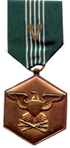 Army Commendation Medal with V